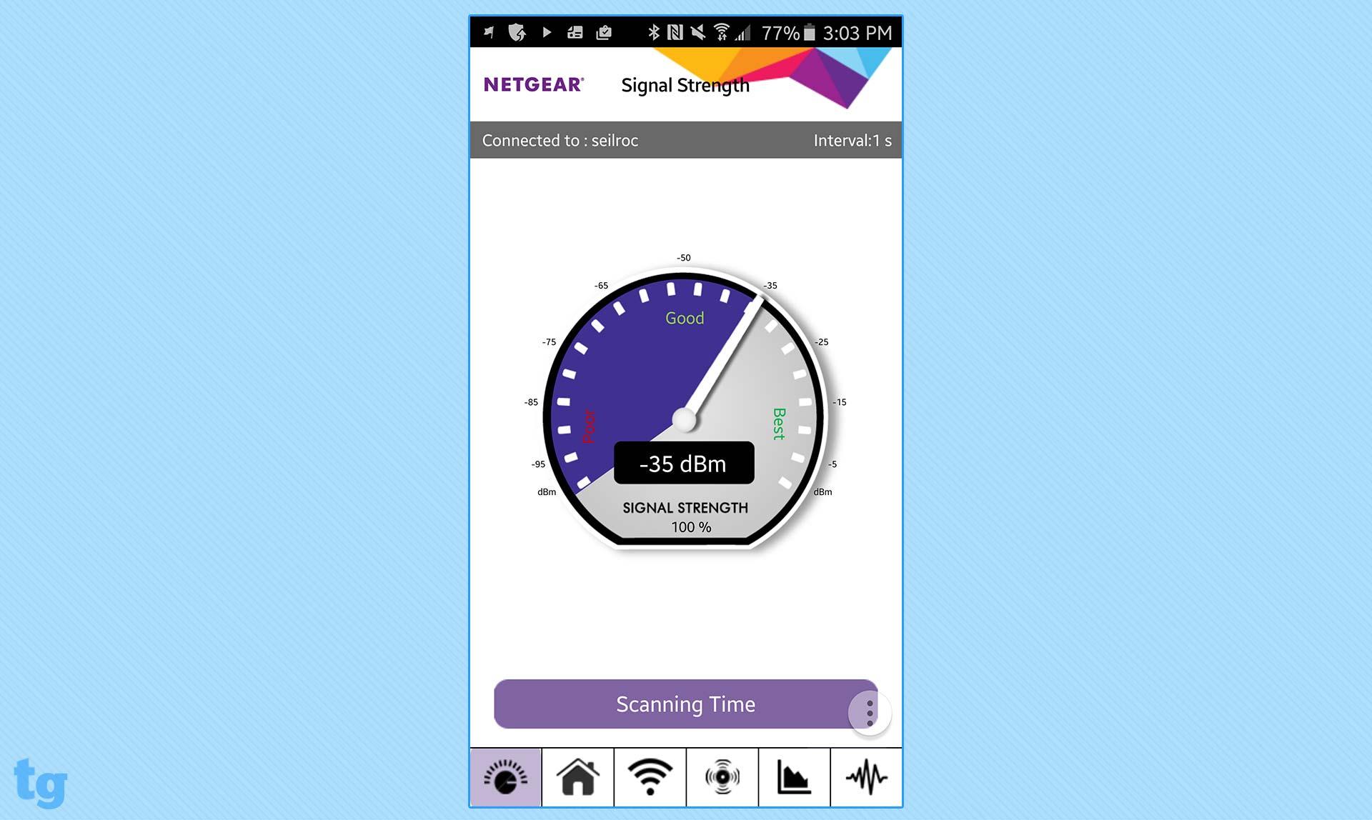 netgear nighthawk android app