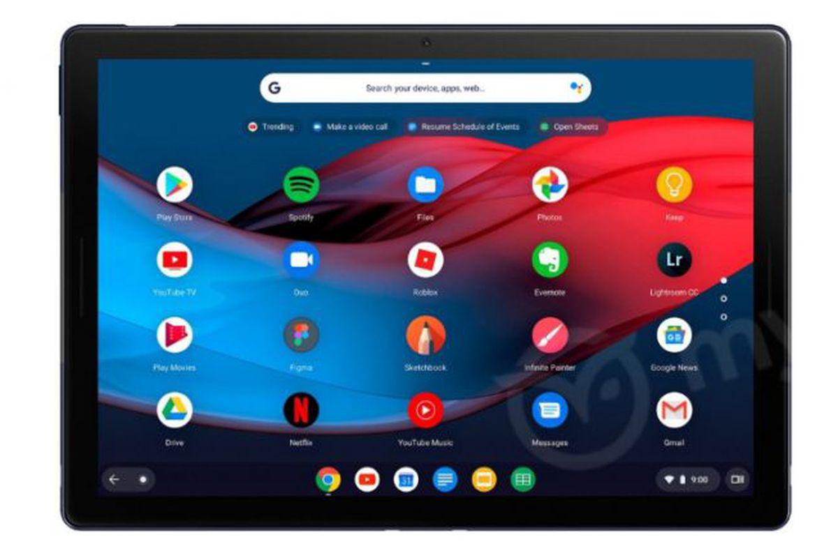 New - Google- Pixel Slate tablet