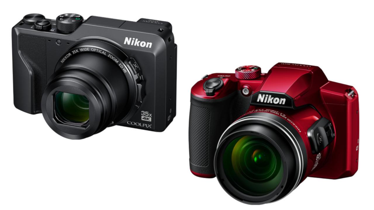 Nikon - COOLPIX A1000 - COOLPIX B600