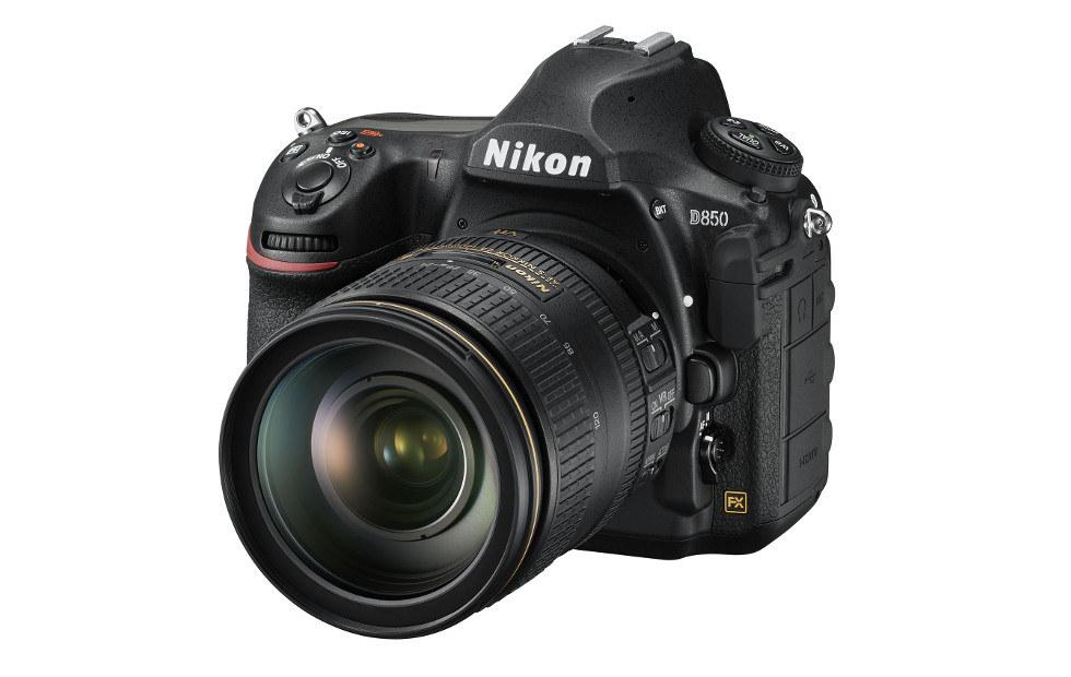 Nikon D850 Full-frame DSLR
