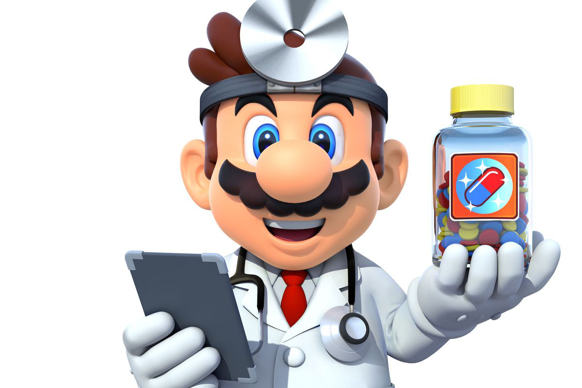 Nintendo Announces Next Mobile Game-Dr