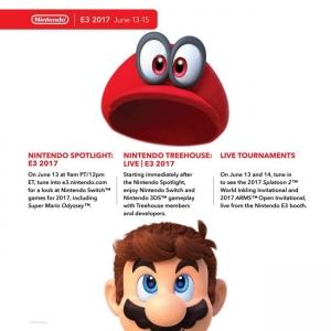 Nintendo E3 show