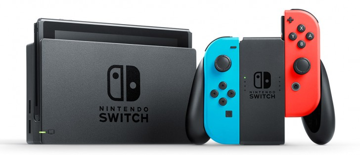 Nintendo surpasses 10M Switch shipments