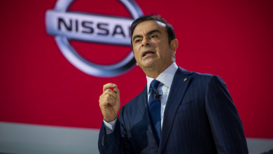 Nissan- chairman -Carlos Ghosn