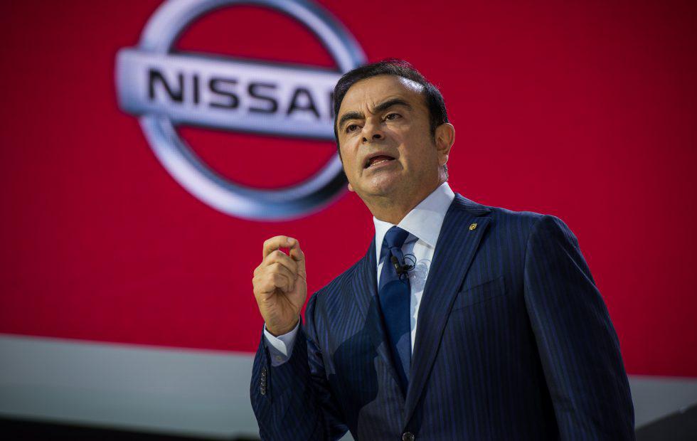 Nissan- chairman -Carlos Ghosn