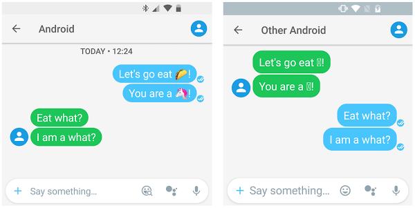 No more broken emoji