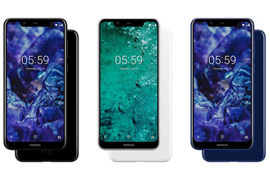 HMD Global تستعد لدفع تحديث Android 9.0 Pie لهواتف Nokia 5.1 Plus