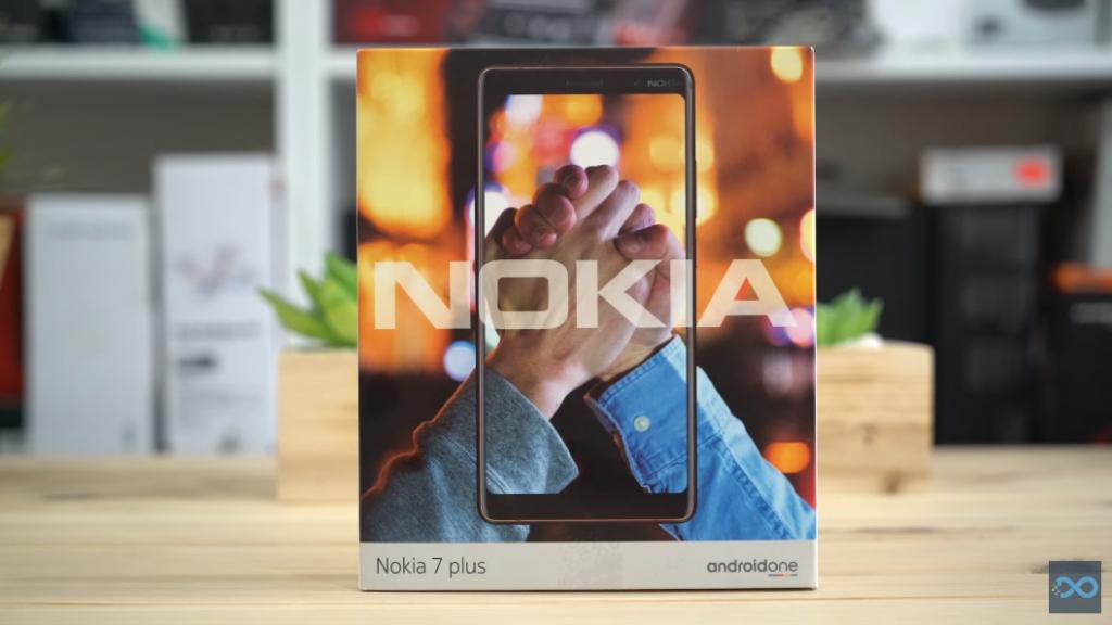 مراجعة للهاتف المحمول Nokia 7 Plus