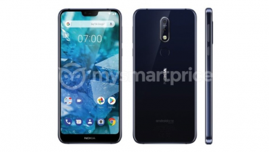 Nokia 7.1 Plus-leak