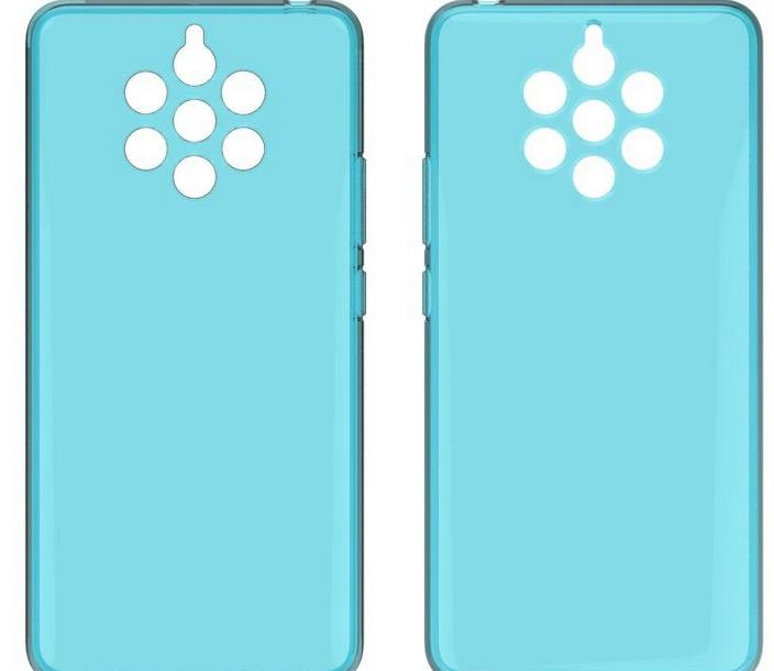 تسريبات مصورة لحافظة هاتف Nokia 9 PureView المرتقب
