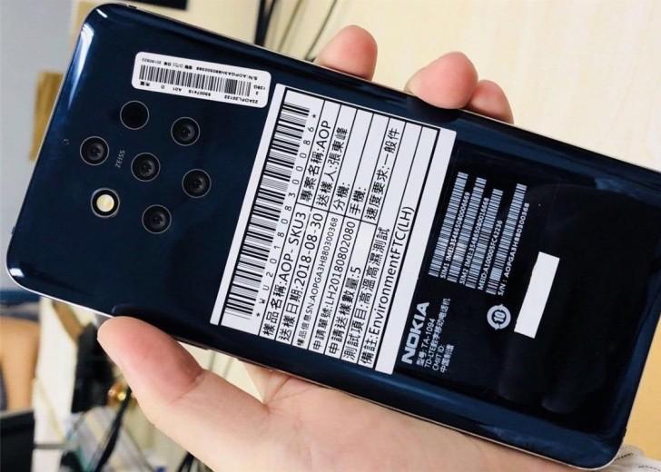 Nokia 9-leak