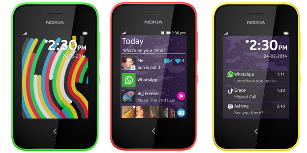 Nokia-Asha-230-group