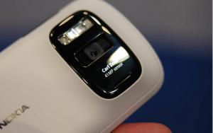 Nokia phone Zeiss camera