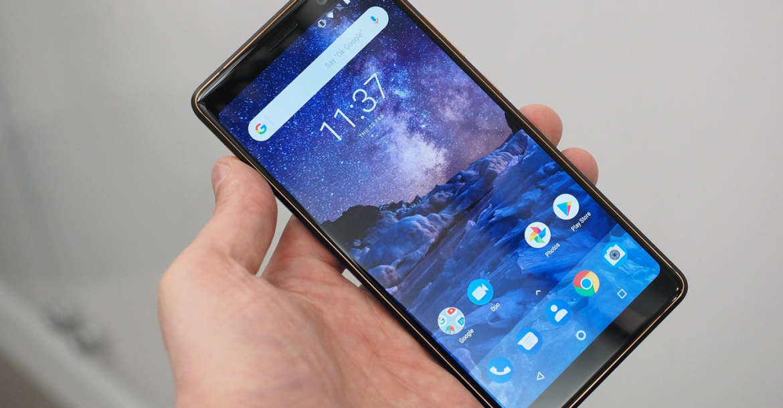 Nokia phones sent data