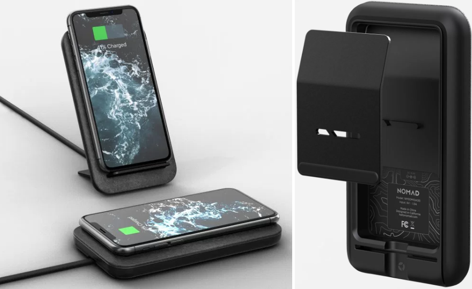 Nomad Wireless Travel Stand