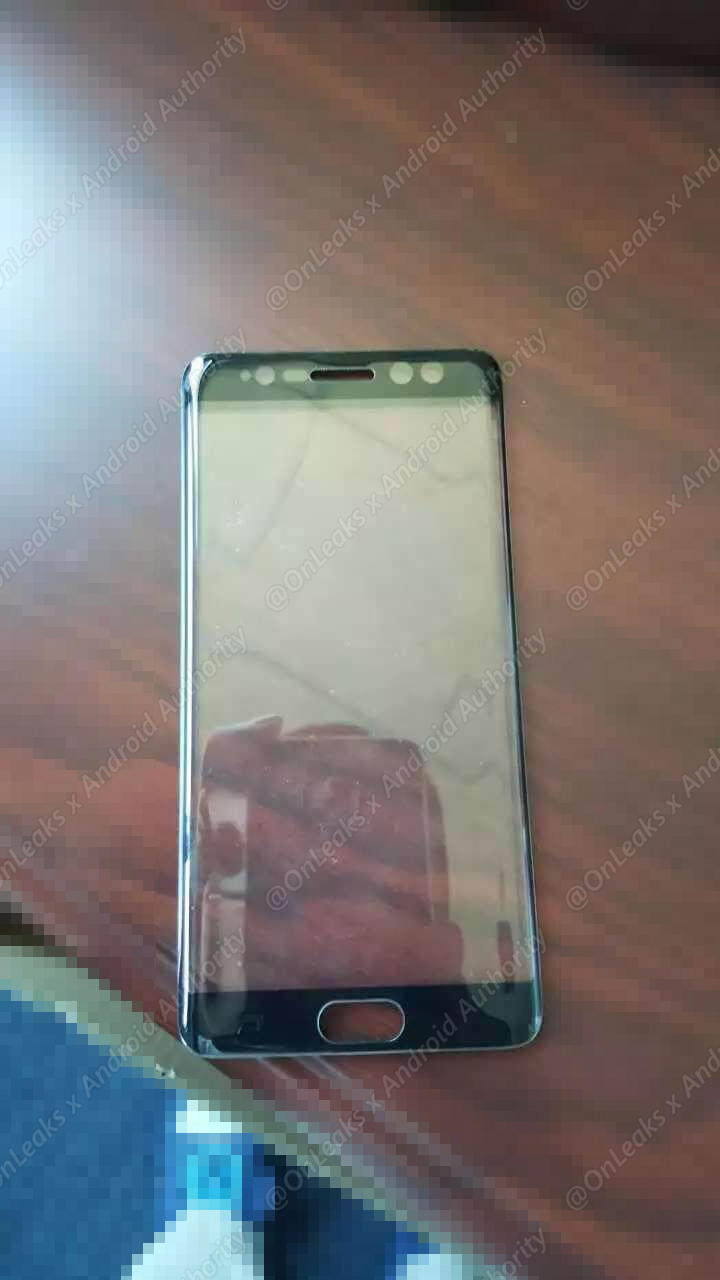 Note7- Front Panel