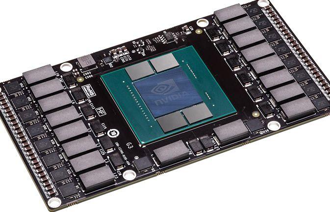 Nvidia Pascal GPUs