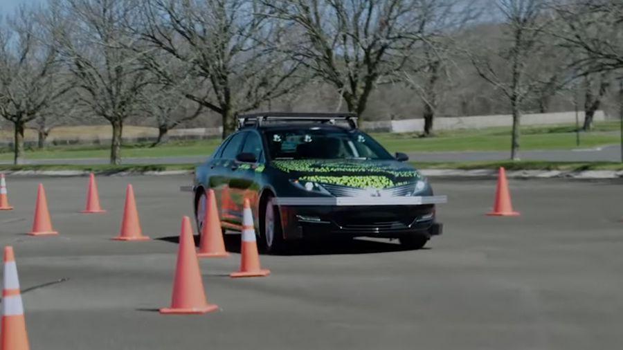 Nvidia-self-driving-car