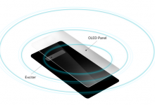 OLED panel on LG G8 ThinQ