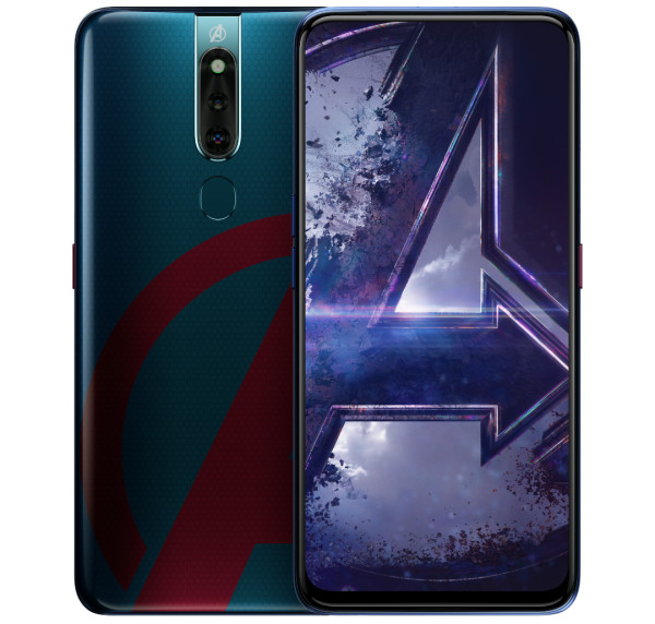 OPPO-F11-Pro-Avengers-Limited-Edition