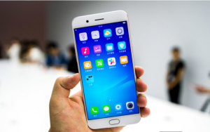 OPPO R11 front