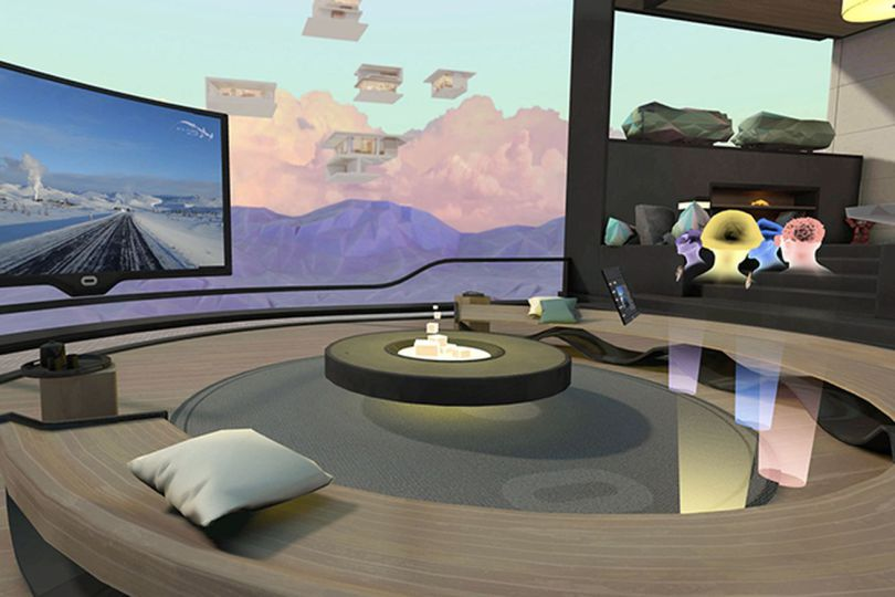 Oculus - Gear VR -voice chat