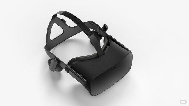Oculus Rift جهاز