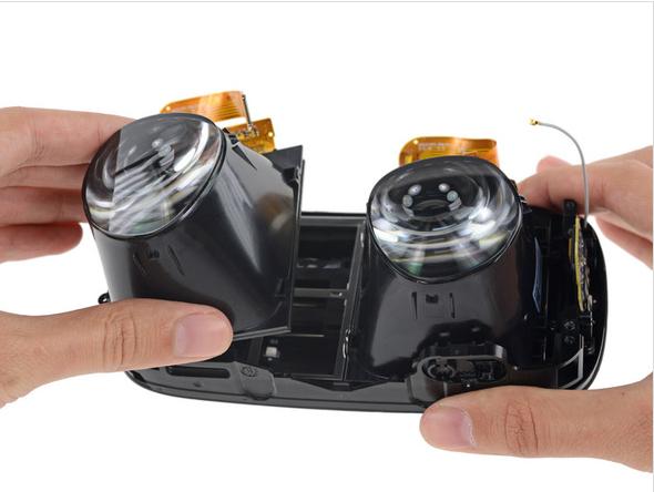 Oculus Rift CV1 Teardown 20
