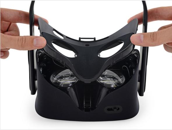 Oculus Rift CV1 Teardown 9