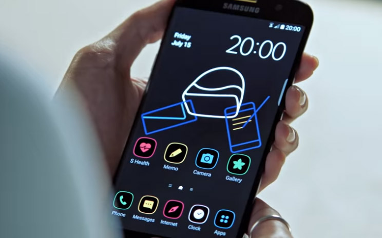 Olympic- Galaxy S7 Edge