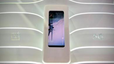 OnePlus- 5G phone