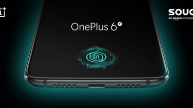 OnePlus 6T to arrive -Souq