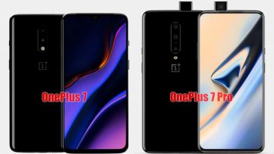 OnePlus 7-OnePlus 7 Pro