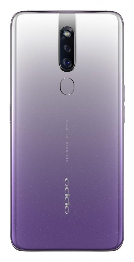 هاتف Oppo F11 Pro يتوفر الآن بإختيار جديد في الألوان Oppo-F11-Pro-new-col
