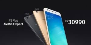 Oppo F3 Plus and F3