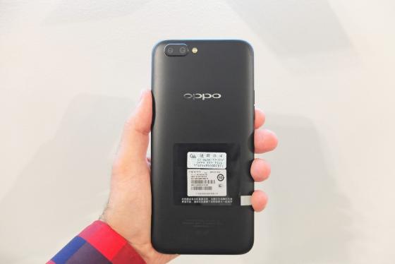 Oppo R11 Plus 5