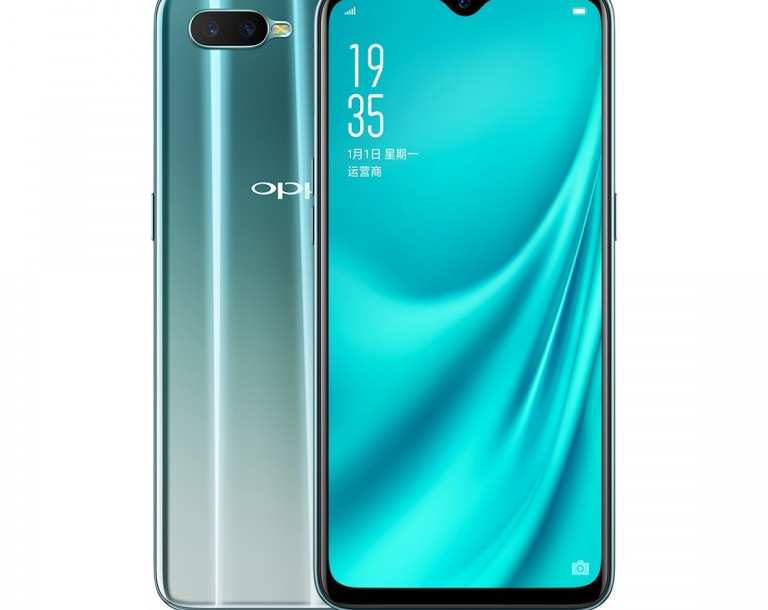 Oppo R15x is official
