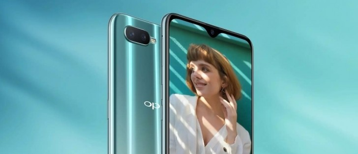 Oppo R15x -official