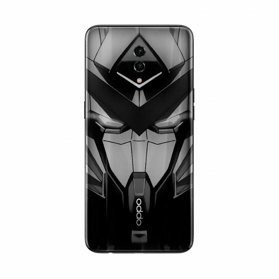 Oppo تستعد لإطلاق إصدار خاص من هاتف Oppo Reno مميز بثيم Gundam Oppo-Reno-Gundam-edi