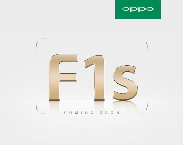Oppo teases- F1