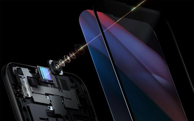 صورة Oppo تقدم الجيل الجديد من تقنية الكاميرة أسفل الشاشة بآداء أعلى