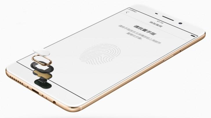 OppoR9-fingerprint sensor