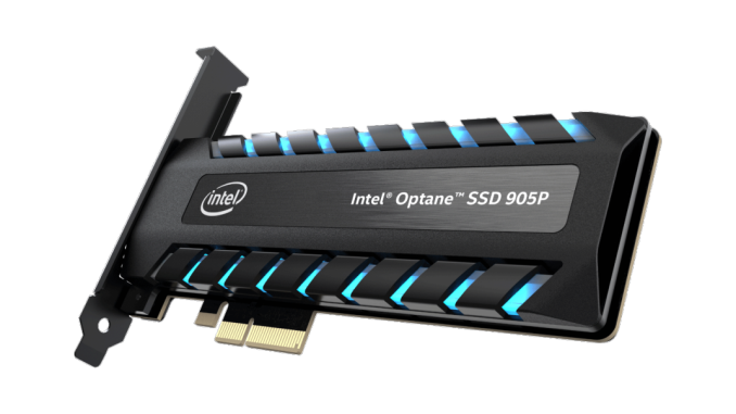 Intel تعلن عن SSD 905P بسعة تصل إلى 15TB