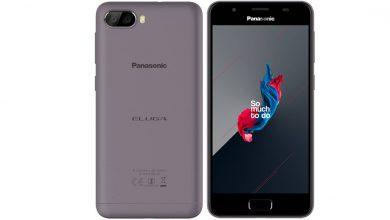 Panasonic Eluga Ray 500