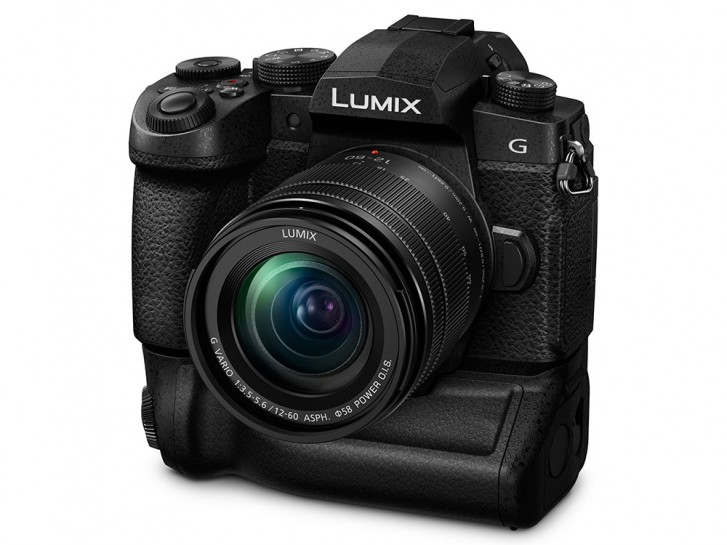 Panasonic G95 rugged mirrorless