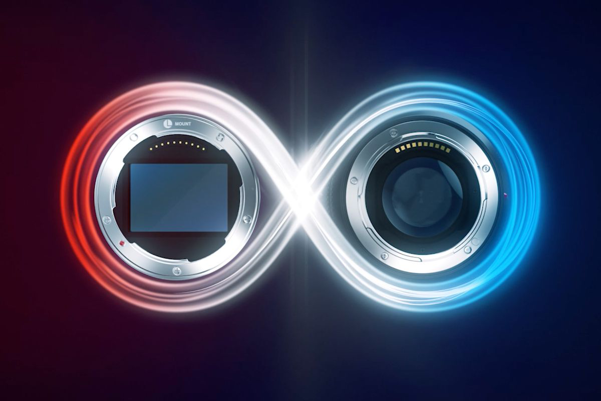 Panasonic-Leica - Sigma-full-frame camera lenses