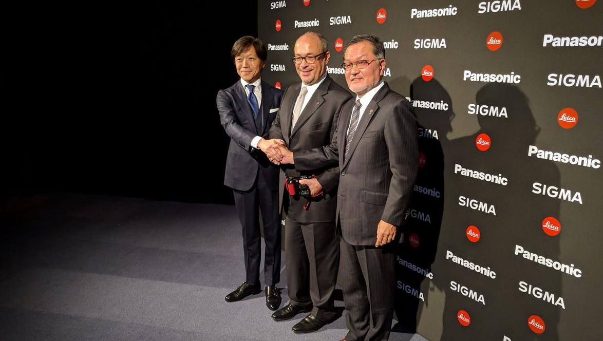 Panasonic-Leica - Sigma