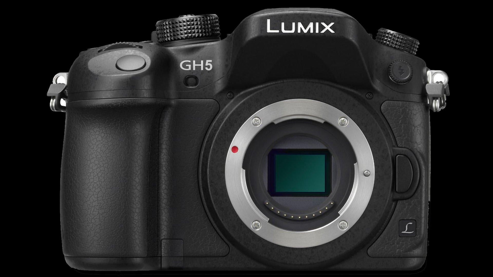 Panasonic Lumix DMC-GH5 Mirrorless