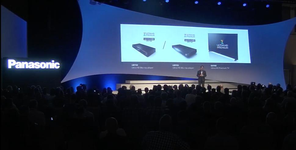 Panasonic-UB700 4K HDR Blu-ray