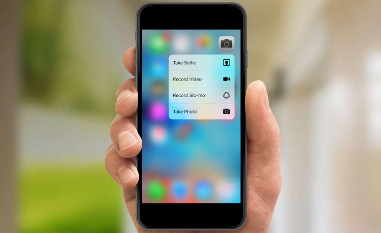 Phone 6s-camera